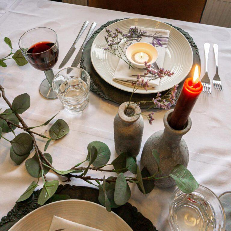 Ik hou van eten én van wijn. Liefst aan een gezellige tafel met vrienden of familie.