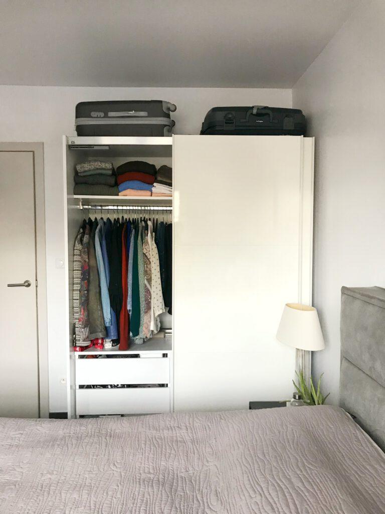 kledingkast organizen